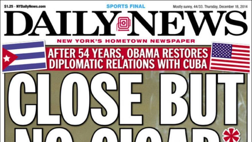 New York Daily News (EEUU).