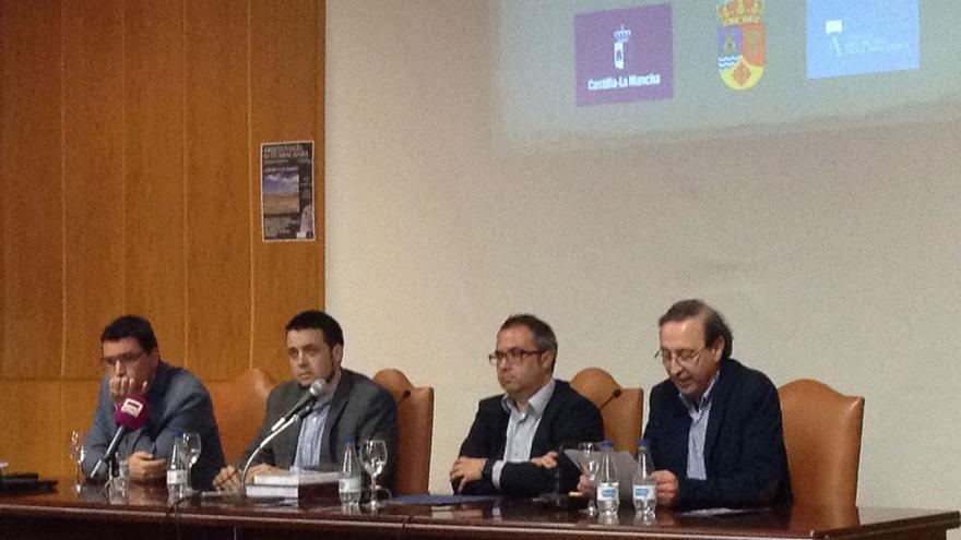 Presentación del proyecto el pasado jueves en Guadalajara