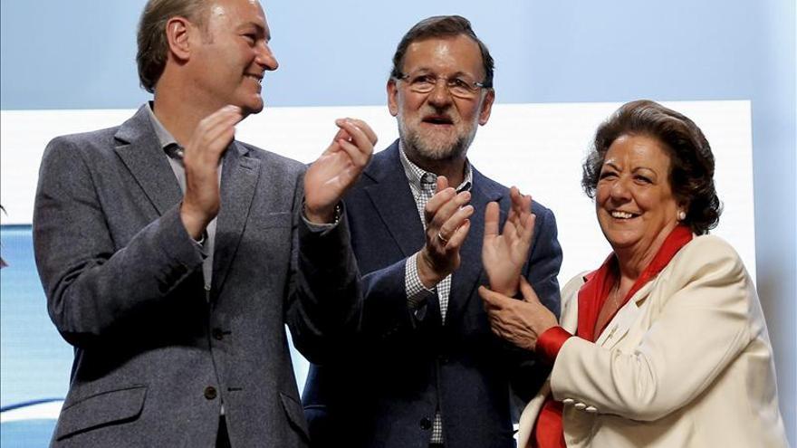 """Rajoy afirma que """"hay que impedir que los adanes devuelvan a España a hace cuatro años"""""""