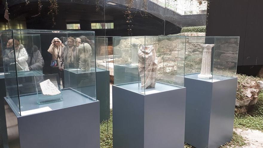 El Museo Arqueológico acoge un congreso sobre las termas romanas dentro del programa del Año Europeo del Patrimonio Cultural