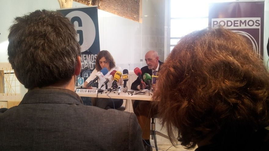 Los inscritos en Podemos de Madrid avalan mayoritariamente el acuerdo con Ganemos