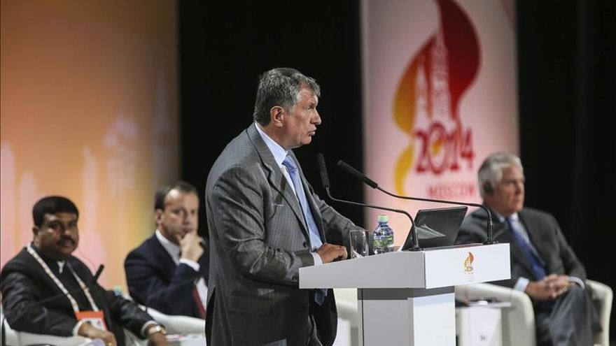 La petrolera rusa Rosneft comprará 1,6 millones de toneladas de crudo venezolano