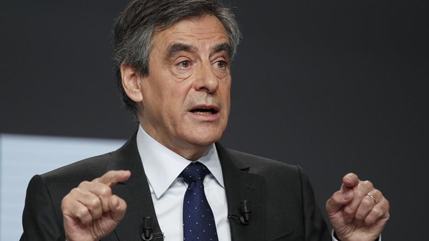 Fillon y Le Pen, idéntica defensa judicial, distinta expectativa electoral