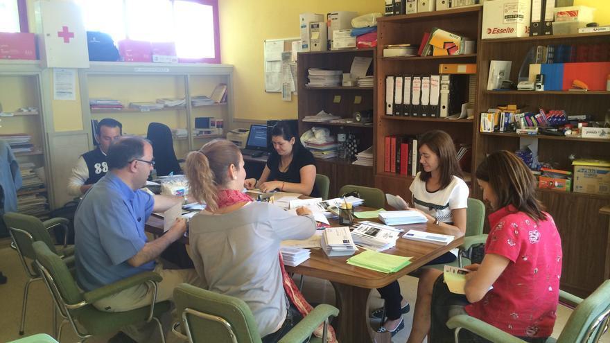 Profesores en Castilla-La Mancha. Foto: JCCM.