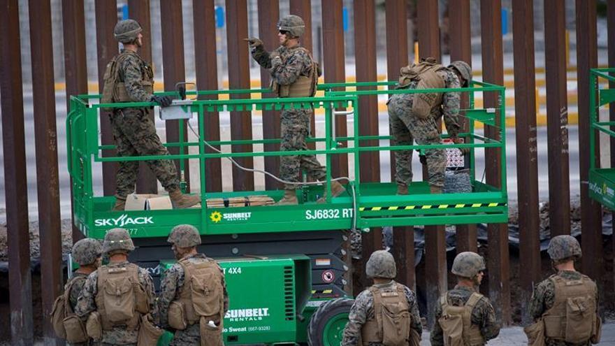Negocios de EE.UU. temen que la presencia militar en frontera baje sus ventas