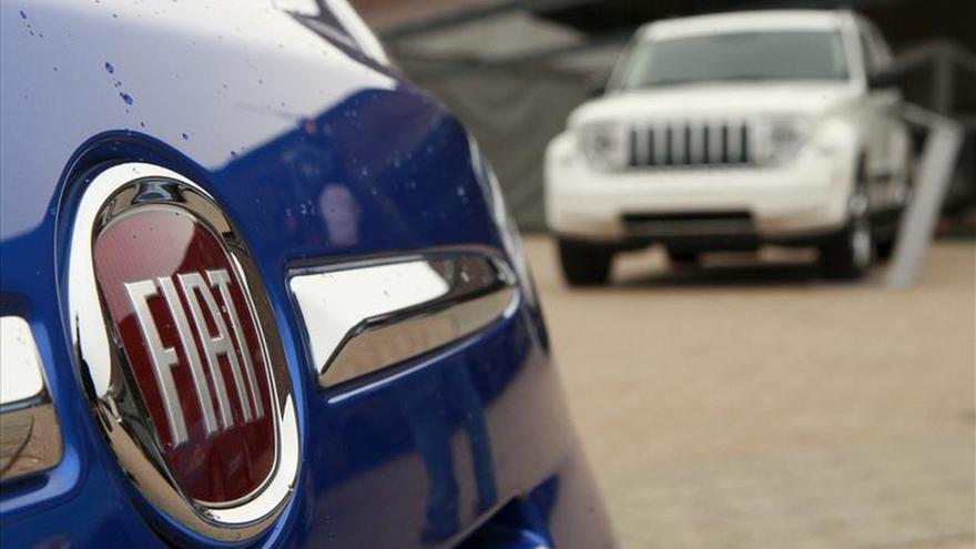 Las ventas de Fiat Chrysler en EE.UU. aumentaron un 13 por ciento en diciembre
