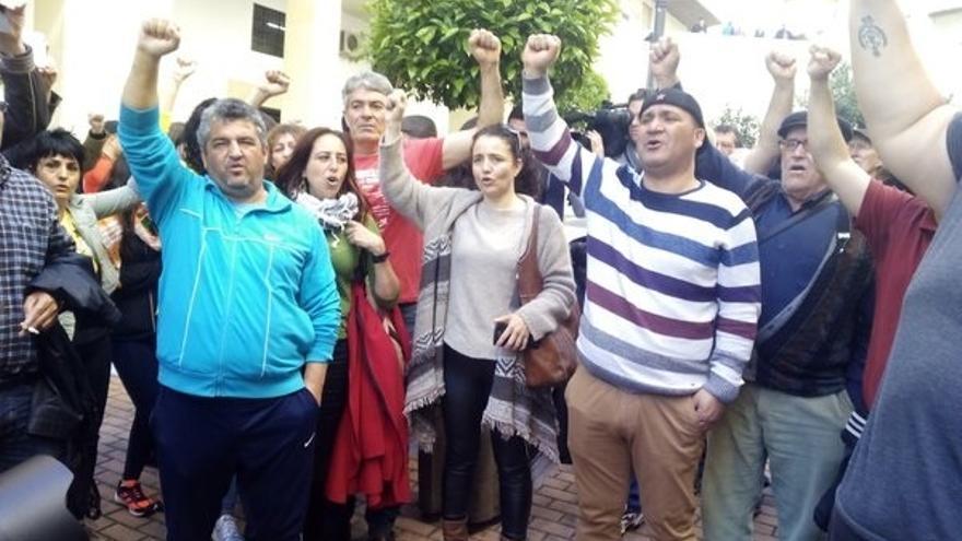 """Participa critica la """"injusta"""" condena del concejal de Jaén en Común Andrés Bódalo y eleva una moción al pleno"""