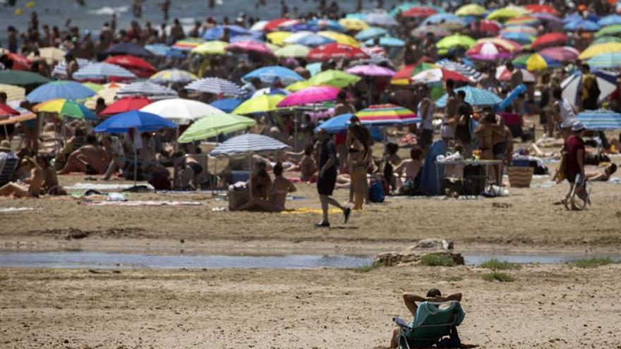 La ola de calor arranca mañana con máximas asfixiantes superiores a 40 grados