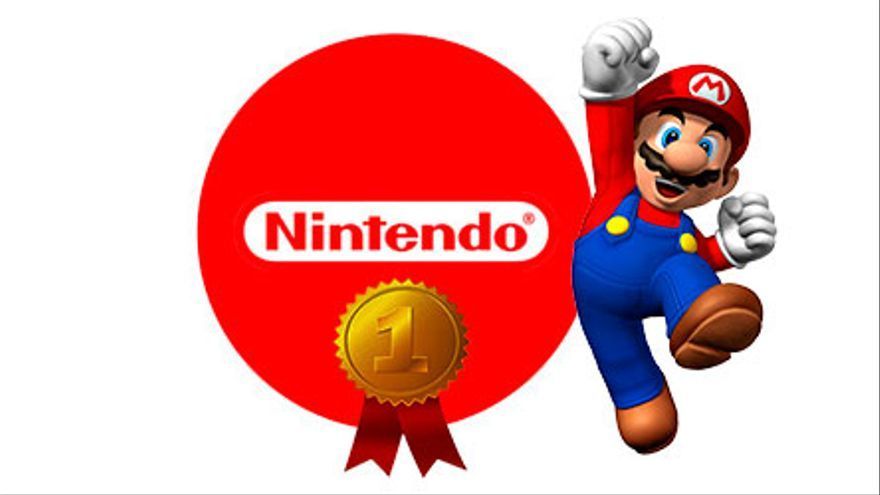 Nintendo oro