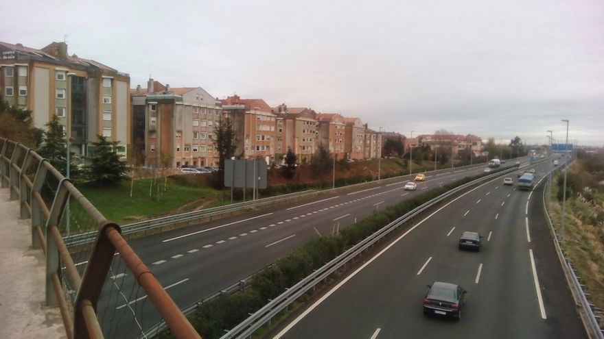 Carretera de Cantabria.