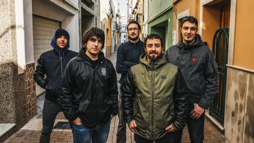 Zoo, la banda liderada per Antonio Sànchez 'Pancho' estarà esta nit a Vivers