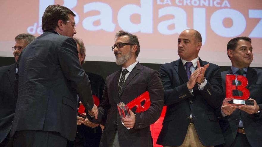 Vara El Periodico Extremadura Cronica Badajoz premios empresarios