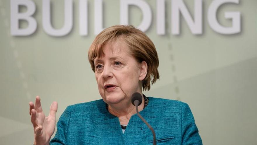 Merkel exige más coordinación internacional para la próxima epidemia global