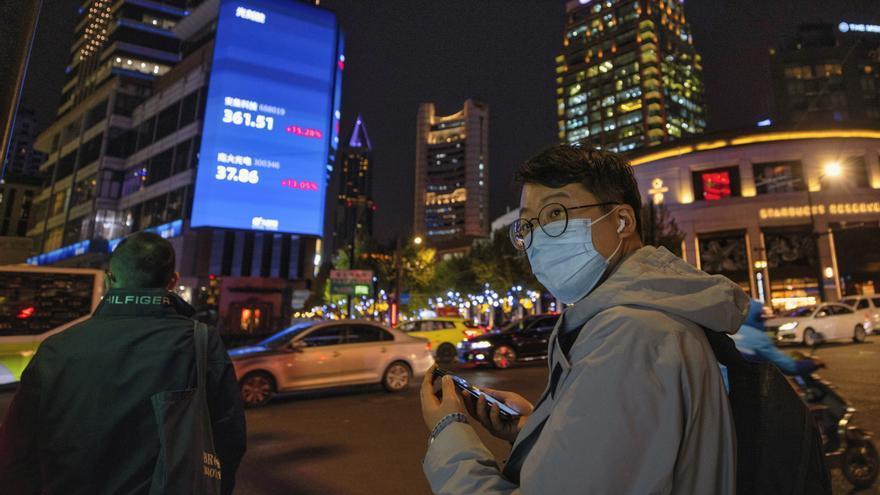 El desplome de las tecnológicas continúa en Hong Kong, que cae un 1,84 %