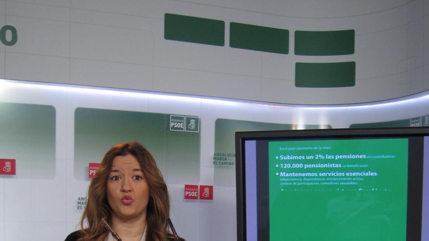 """PSOE-A, """"satisfecho"""" con reuniones del 'Pacto por Andalucía' en el que podrá incluirse """"cualquier colectivo o ciudadano"""""""
