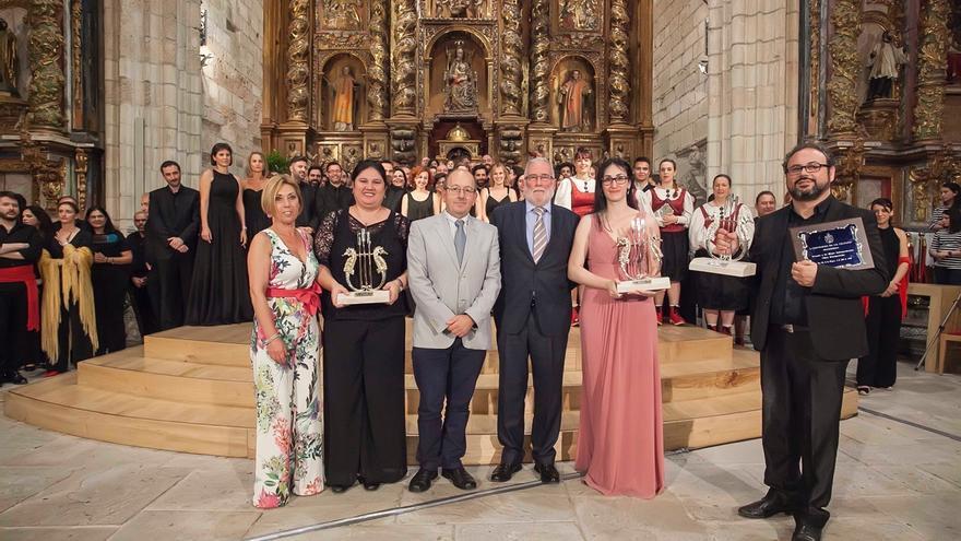 El Grupo de Cámara Ainur de Las Palmas gana la Lira Marina de Oro del Certamen de Canción Marinera