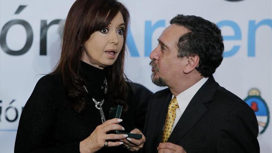 Cristina Fernández aplaude la continuidad del ministro de Ciencia en el Gobierno de Macri