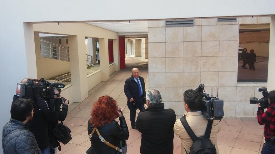 """Torres Hurtado a su llegada al Juzgado: """"De la UDEF hay que creerse lo que hay creerse"""""""