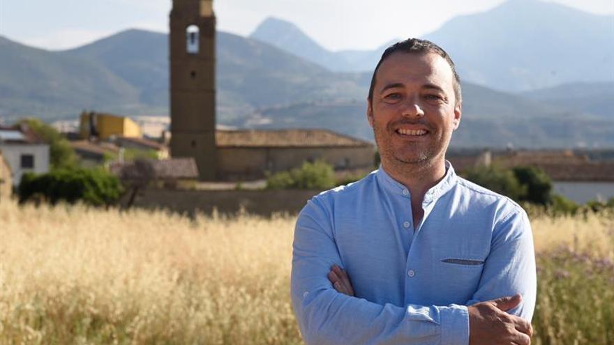 Roberto Malumbres, de Loporvenir, alcalde de Loporzano