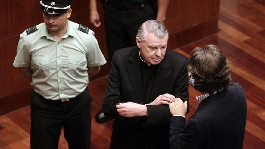 Otorgan libertad vigilada a cura de Legionarios de Cristo por abuso en Chile