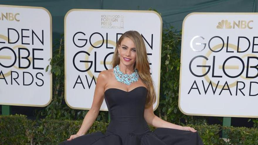 Sofía Vergara se queda sin Globo de Oro en su cuarta nominación