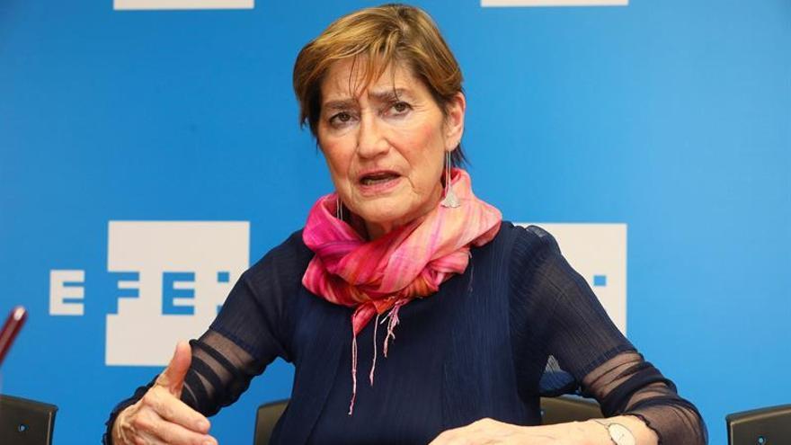 Presidenta de la Abogacía: Las mujeres sufren techo de cristal en la justicia