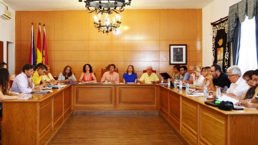 Imagen de archivo del Pleno del Ayuntamiento de Seseña