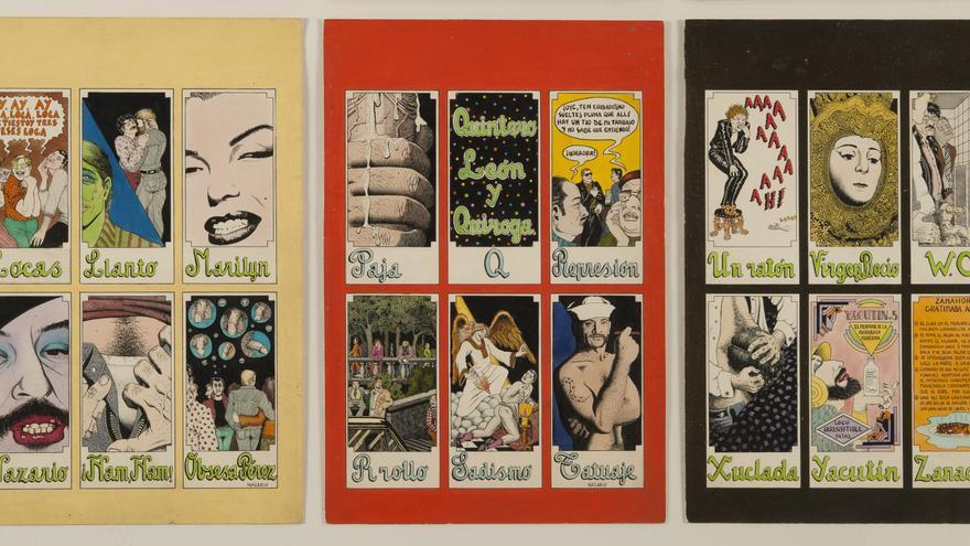 Nazario Abecedario para mariquitas, 1978 Centro Andaluz de Arte Contemporáneo. Junta de Andalucía 2