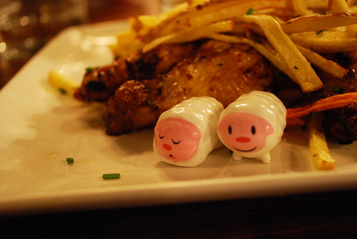 Humberts con alitas de pollo_La Pescadería_Malasaña a mordiscos