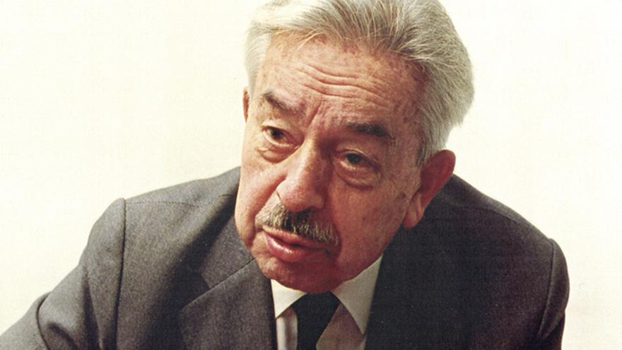 Josep Espriu i Castelló, fundador de la Fundación Espriu