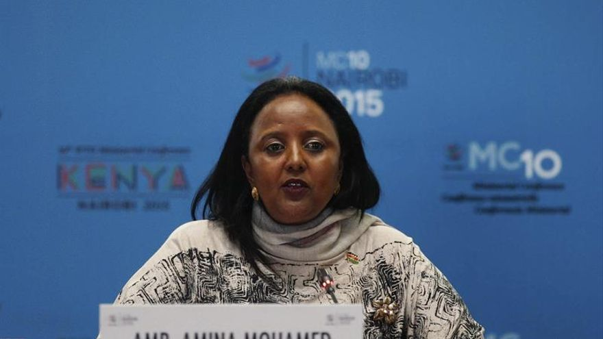 La ministra nigeriana Amina Mohammed será la nueva vicesecretaria general de la ONU
