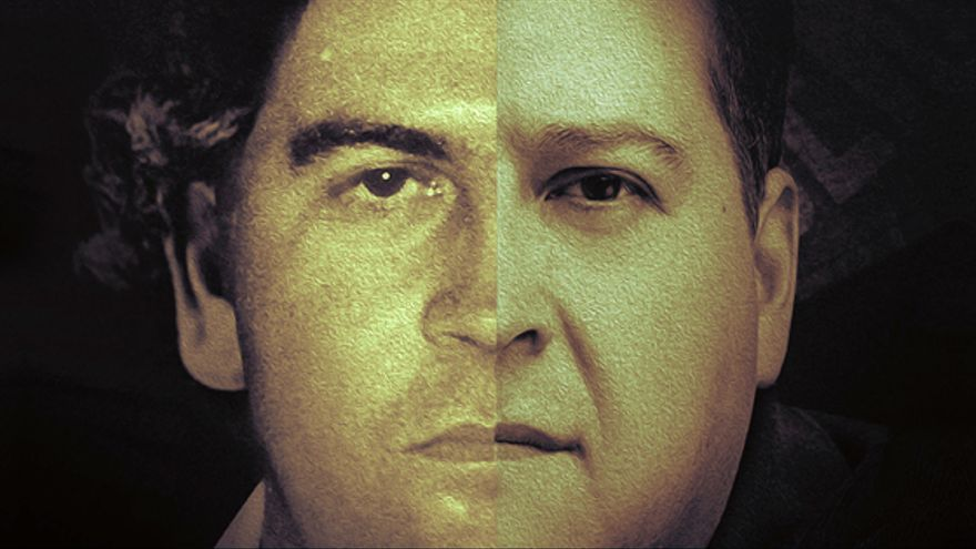 Pablo Escobar imagen grafica