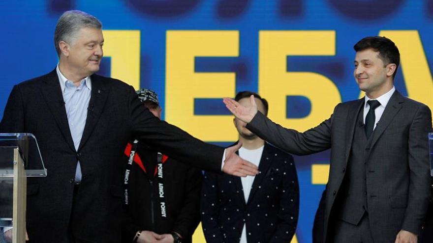Abogado intenta anular sin éxito candidatura de Zelenski ante comicios de hoy