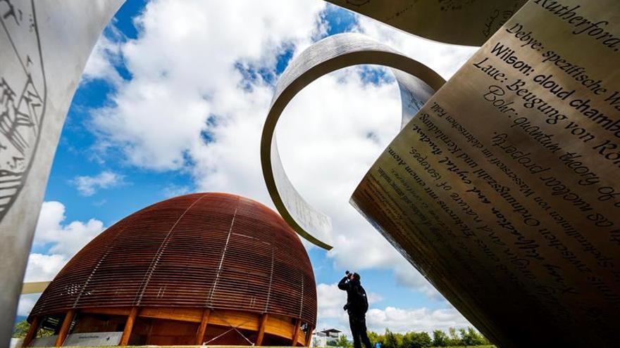 El CERN observa una nueva partícula en el Gran Acelerador de Hadrones