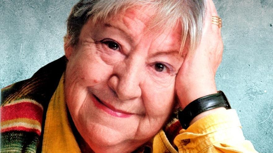 Gloria Fuertes, 'la poetisa de los niños' en TVE que imitó Martes y Trece