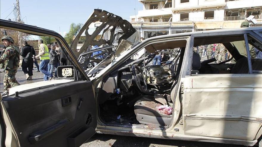 37 muertos en un doble atentado suicida en un feudo de Hizbulá en Beirut