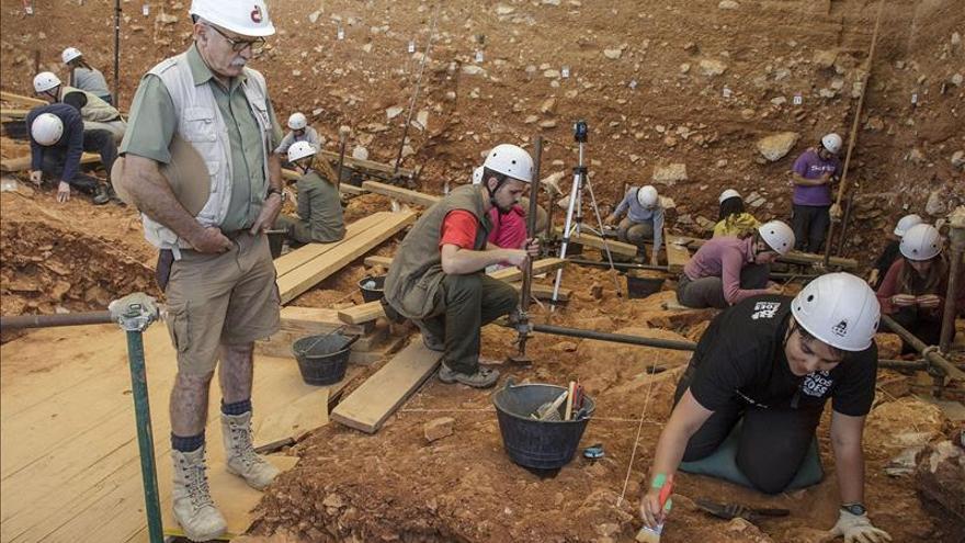 Las visitas al Sistema Atapuerca aumentaron el 23,54 por ciento en 2014