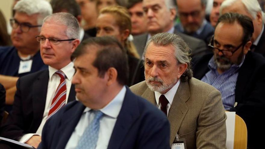 El juicio de Gürtel se reanuda el miércoles con la declaración de la gestora de las empresas de Correa