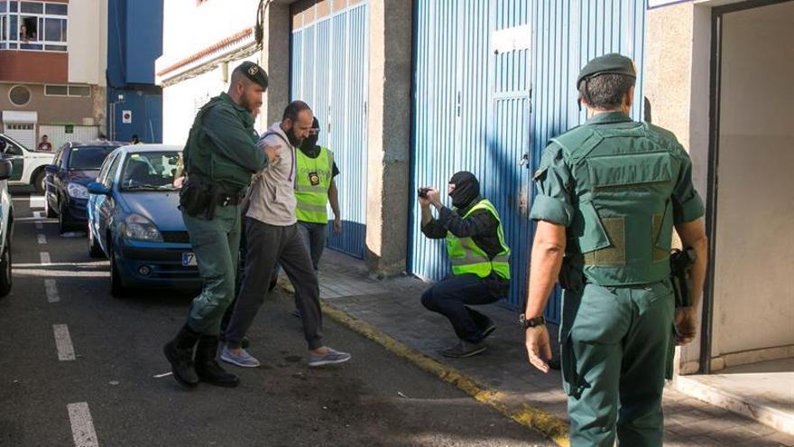 Detenido en Segovia un yihadista que fue condenado por un crimen de los GAL