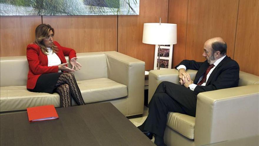 Díaz cree que las primarias del PSOE deben ser cuando necesite la ciudadanía