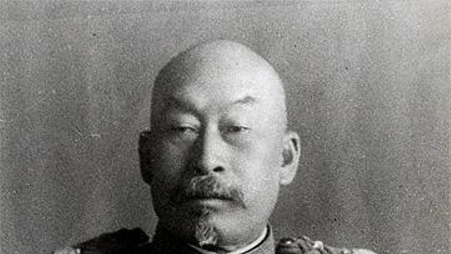 Terauchi Masatake, el primer gobernador general de Corea