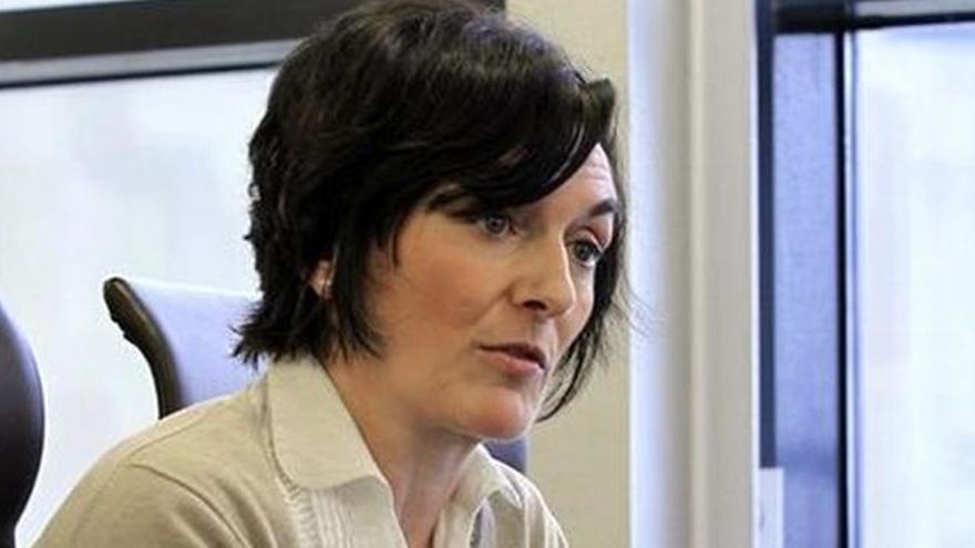 La directora general de EiTB, Maite Iturbe