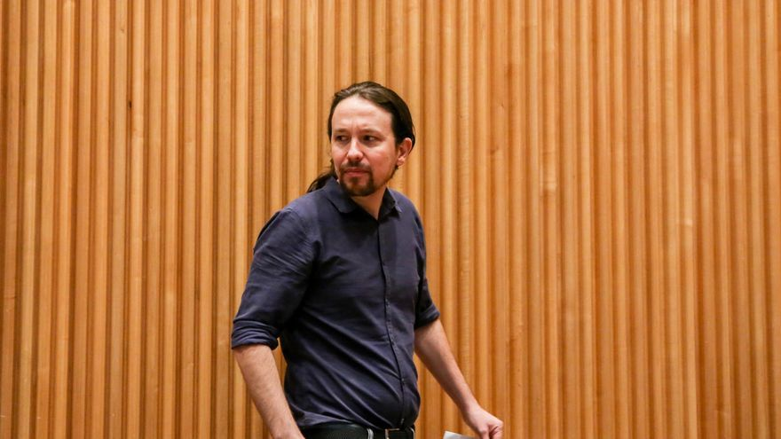 Pablo Iglesias, en una imagen de archivo