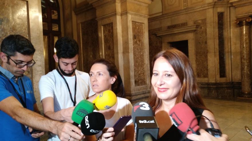 """Sierra (Cs) denuncia que el Govern """"va sin freno al precipicio"""" y pide a Rajoy liderazgo para aplicar el 155"""