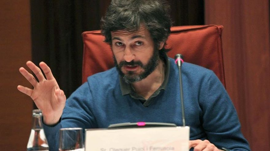 El juez cita como investigado a Oleguer Pujol para el 12 de enero