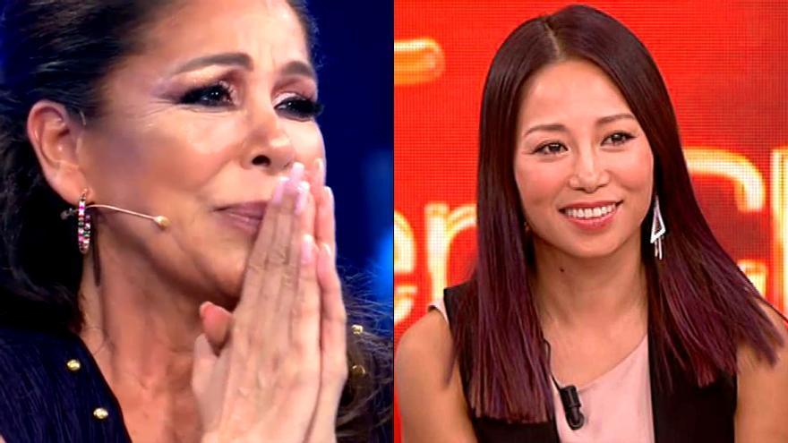 Pantoja en Telecinco y Usun Yoon en Antena 3, el duelo inesperado del viernes noche en TV