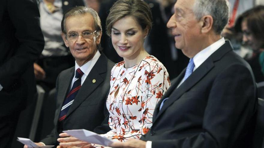 """La reina Letizia alerta que las leyes y medidas anti tabaco """"salvan vidas"""""""