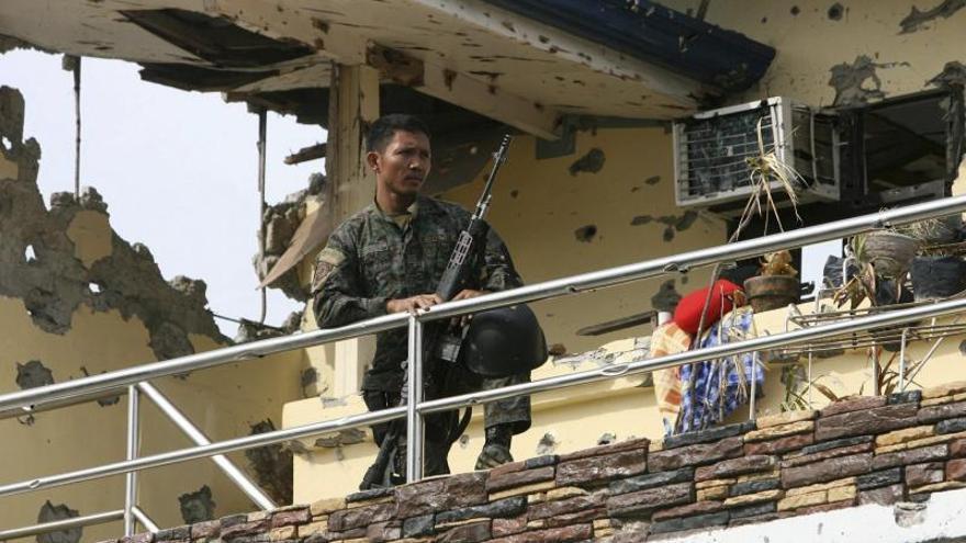 Al menos 2 rebeldes musulmanes muertos en combates con el Ejercito filipino