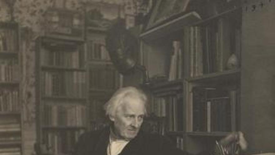 Edward Gordon Craig en Saint-Germain-en-Laye