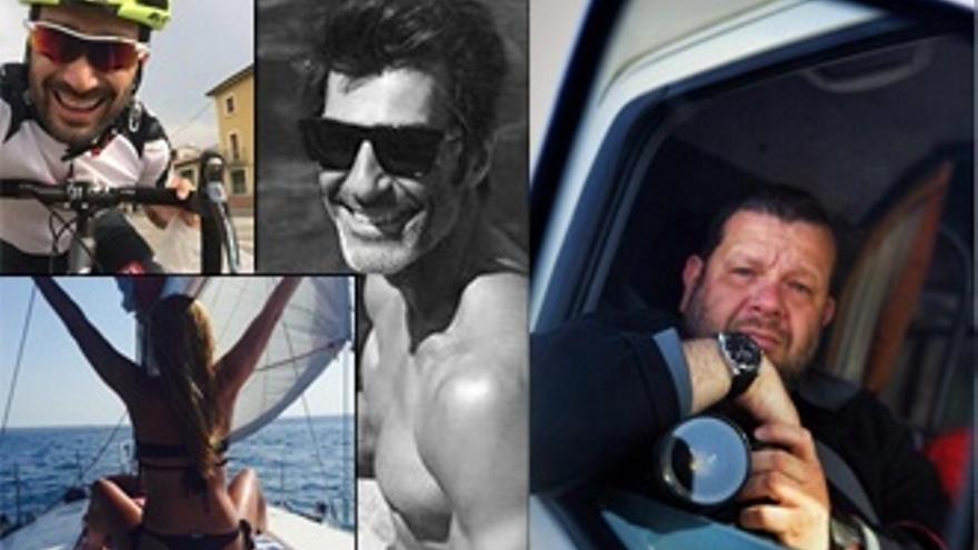 ¡Feliz verano!: Los famosos nos descubren sus destinos con fotos exclusivas